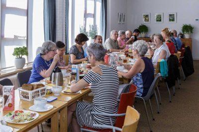 House of hope Deventer samen eten